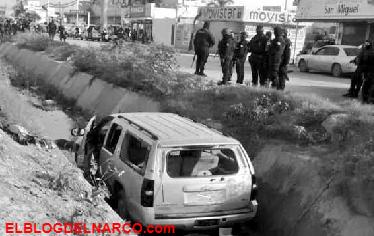 VÍDEO Así fue como policías acabaron con cuatros sicarios del Cártel del Golfo en Reynosa