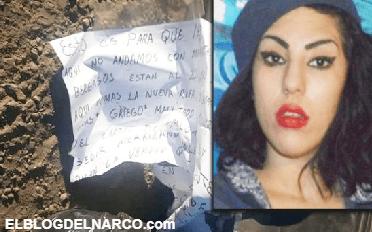 """La Betsy"", líder del Cártel de Sinaloa, terminó muerta en una bolsa de basura"