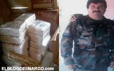 Así negociaba el Chapo la compra de Cocaína A cuánto me la vas a dejar, que miren la mercancía primero y le mando el dinero (Vídeo)