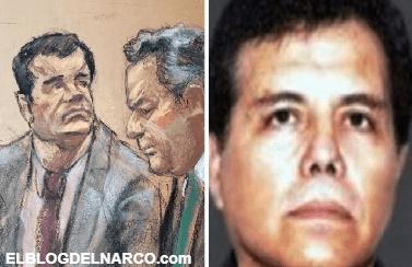 Chapo devela la identidad del verdadero líder del Cártel de Sinaloa en juicio