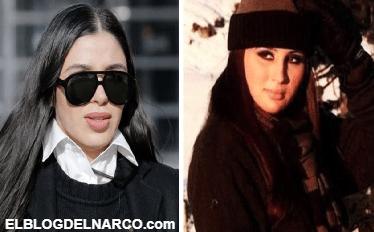 Hija de El Chapo reta a Emma Coronel con contundente mensaje en redes