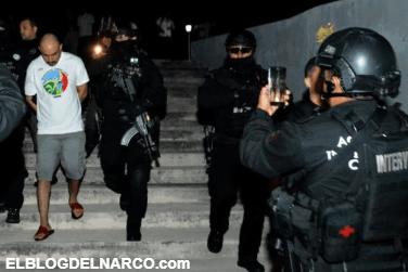 Juez libero a El Chelelo líder del CDG antes de que llegara la orden de Extradición pero lo recapturaron...