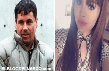 """La mujer con la que """"El Chapo"""" Guzmán le fue infiel a Emma Coronel"""