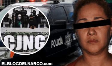 Leticia Rodríguez, la poderosa mujer que desafió al CJNG de El Mencho
