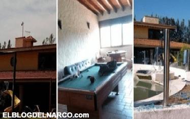 Los lujosos ranchos donde se esconde 'El Mencho', líder del Cártel Jalisco Nueva Generación