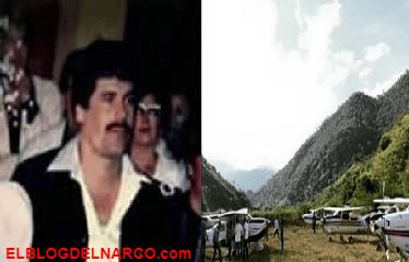 Relatan los inicios del Chapo en el narcotráfico, un piloto cuenta como era antes de ser un capo y que después se gastaba en un día 6 millones de dólares comprando aviones