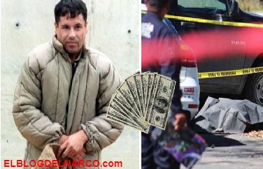 Revelan la desmesurada cantidad que El Chapo pagó por una ejecución...