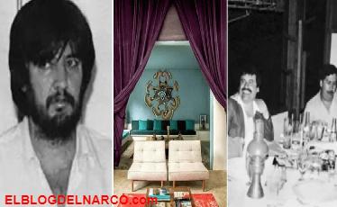 Una mansión, el robo de cocaína, un secuestro… las anécdotas que ligan a Pablo Escobar con México