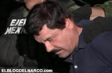 """¿Dio """"El Chapo"""" 100 millones de dólares a EPN; totalmente creíble..."""