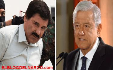 AMLO, la última esperanza de El Chapo para no pudrirse en Estados Unidos