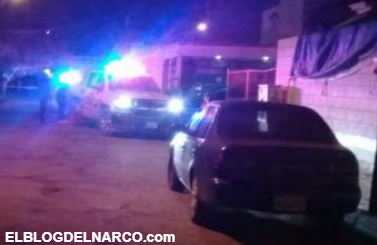 Ejecutan a un hombre a tiros en Villas del Palmar