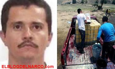 El Mencho y el huachicol, el otro negocio millonario del narco del CJNG
