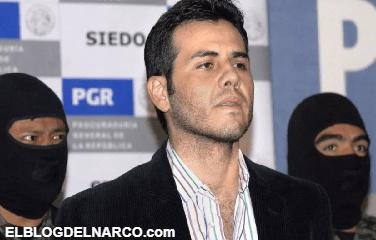 """El contradictorio adiós de Vicentillo Zambada a """"El Chapo"""" Guzmán en juicio en Nueva York"""
