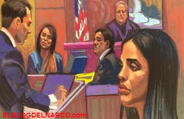 Emma Coronel da su mejor cara ante nueva infidelidad de El Chapo