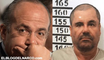Felipe Calderón recibió dinero de los Beltrán Leyva para acabar con el Chapo y su Cártel de Sinaloa