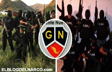 Filtran temible grabación de Gente Nueva advirtiendo al Cártel Jalisco Nueva Generación