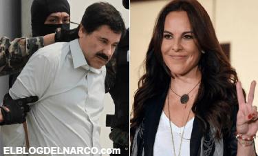 Kate del Castillo agradece a El Chapo tras revelar el mensaje que le mandó