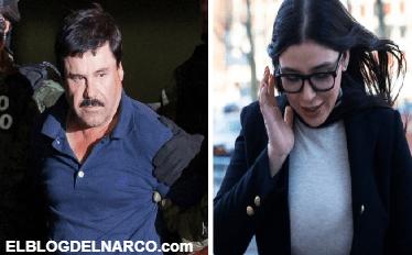 Oh, mi amor, eso es terrible, las llamadas entre El Chapo y Emma Coronel