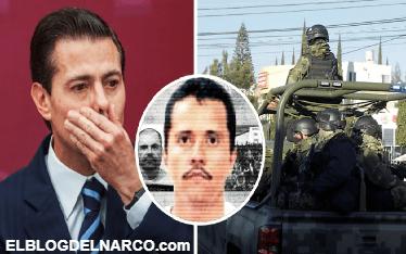 Peña Nieto y El Mencho, el fracaso millonario para capturar al líder del CJNG