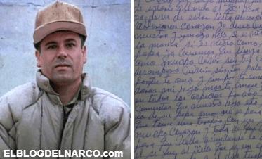 Poeta analfabeta, El Chapo y sus faltas de ortografía en cartas de amor...