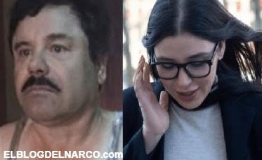 Revelan infidelidad de 'El Chapo' Guzmán