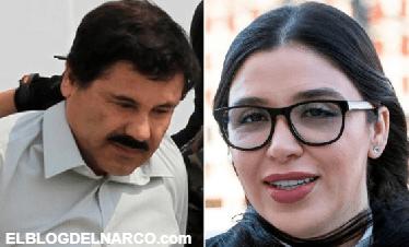 Revelan nuevos mensajes del Chapo con Emma Coronel y una amante