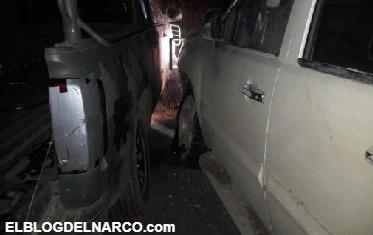 Soldados ejecutan a cinco Sicarios del Cartel del Noreste durante enfrentamiento en Nueva Ciudad Guerrero, Tamaulipas