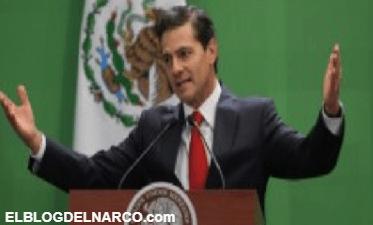Testigo asegura que el Chapo pagó 100 millones de dólares al expresidente Peña Nieto