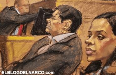 Una gran parte del juicio de El Chapo Guzmán se está realizando en secreto