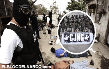 Revelan detalles de la temible alianza para acabar con el CJNG de El Mencho