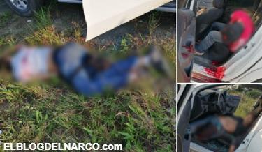 Imágenes, Policías abaten a Sicarios del CJNG en Misantla, Veracruz