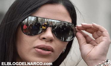 """Acusan a Emma Coronel, esposa de """"El Chapo"""", de """"violar la moral"""" en Estados Unidos"""
