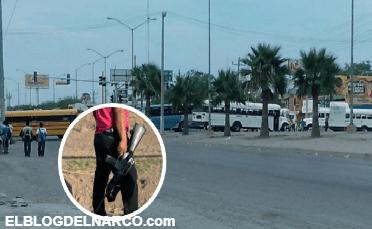 Circulan imágenes de narcobloqueos en Reynosa, Tamaulipas