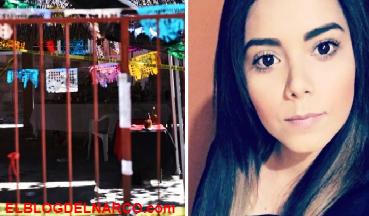 Claudia murió durante ataque en Minatitlán; cumpliría años la próxima semana