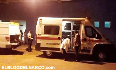 Comando armado ejecuta a mujer dentro de ambulancia en Acapulco
