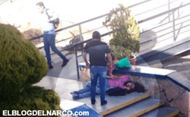 Ejecutan a una estudiante de Derecho dentro de la Universidad Autónoma de Zacatecas