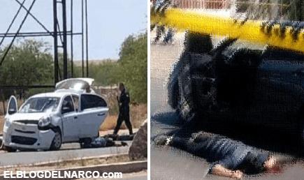 El Boina, sicario abatido en brutal topón entre criminales y policías en Sonora