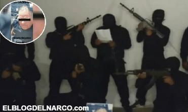 En vídeo Sicarios señalan a Tilo Lágrimas como responsable de violencia en Tabasco