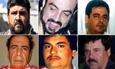 """Familias del narco, la relación amor odio entre """"El Chapo"""" y los Beltrán Leyva"""