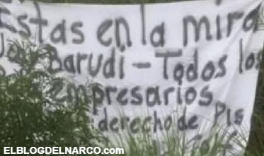 Guerra de narcomantas al sureste de México pone en alerta a autoridades