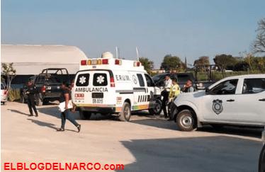 Iban por capo del CJNG, en ataque en restaurante de Morelos
