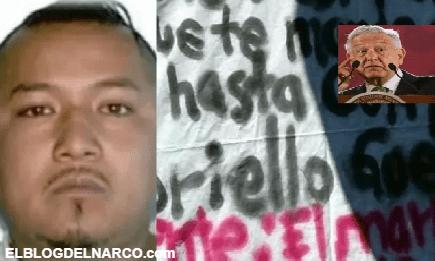 """La nueva temible amenaza de """"El Marro"""" contra AMLO y operativos del Ejército"""