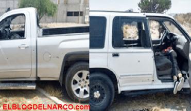 Masacre ochos muertos y contando en ataques en Guanajuato (IMÁGENES)