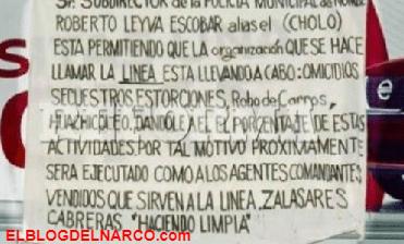 Sicarios amenazan con ejecutar a mando relacionado con La Linea en Chihuahua.