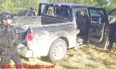Sicarios del Cartel del Noreste intentaron emboscar a Federales, no pudieron y corrieron en Tamaulipas