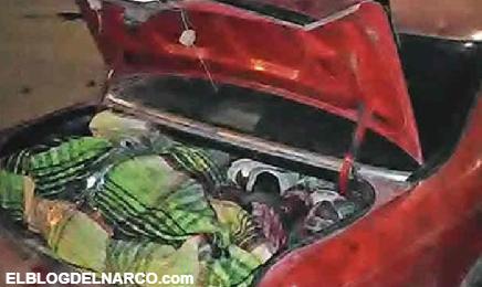 Sicarios ejecutan a sus padres abusan de ella y la obligan a llevar los cuerpos en el maletero del carro.