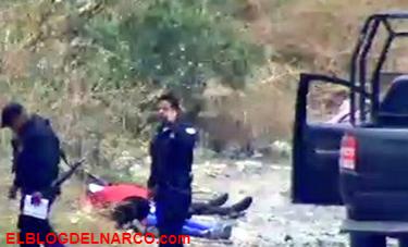 Sicarios forman a Narcomenudistas en Valle de Chalco y los ejecutan (IMÁGENES)
