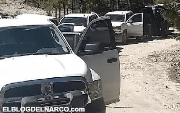 Sicarios rivales se enfrentan en Chihuahua, hay cuatro de ellos muertos