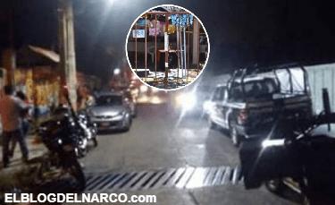 Tiro de gracia, la ejecución en Minatitlán después de balacera
