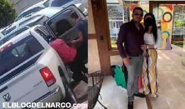 Vídeo donde comando levanta a Familiar de los Beltrán Leyva, horas después apareció decapitado